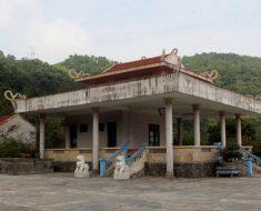 Đền thờ nổi tiếng trên quê hương Đại tướng
