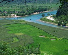 Sông Son – Ngã 3 sông tuyệt đẹp