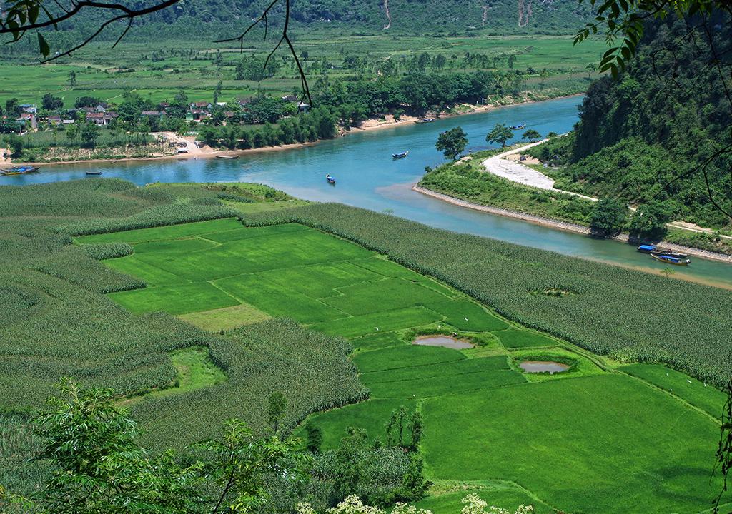 Ngã Ba Sông Son - Quảng Bình